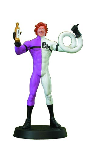 DC Superhero Figurine Collection Magazine #119 Elongated Man