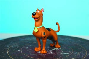 Hanna-Barbera History Collection Wave 1 Scooby-Doo 3 3/4-Inch Figure