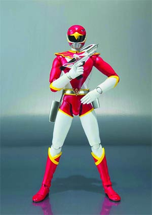 Choujin Sentai Jetman S.H.Figuarts - Red Hawk Action Figure