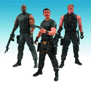 Expendables 2 Action Figure Assortment Case