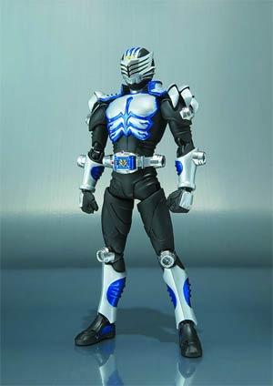 Kamen Rider S.H.Figuarts - Masked Rider Tiger (Kamen Rider Ryuki) Action Figure