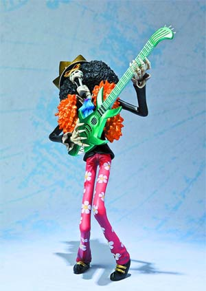 One Piece Figuarts ZERO - For The New World - Brook Figure
