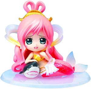 One Piece Chibi-Arts - Princess Shirahoshi Figure