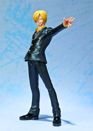 One Piece Figuarts Zero - For The New World - Sanji Figure