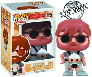 POP Movies 15 Hangover Alan And Carlos Vinyl Figure