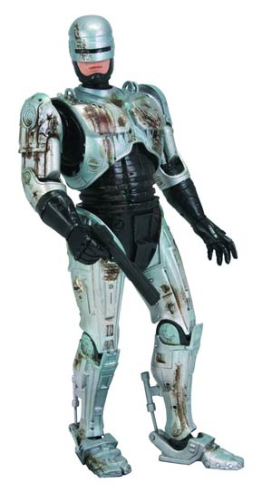 Robocop Battle-Damaged Robocop 7-Inch Action Figure