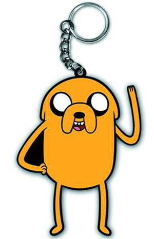 Adventure Time Keychain - Finn