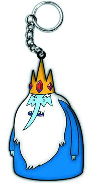 Adventure Time Keychain - Ice King