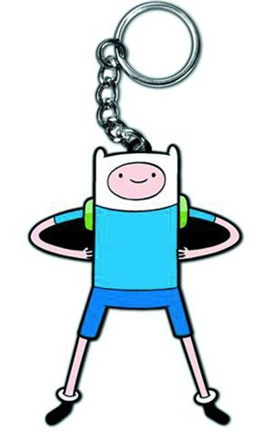 Adventure Time Keychain - Jake