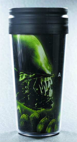 Alien Glowing Tumbler Type A