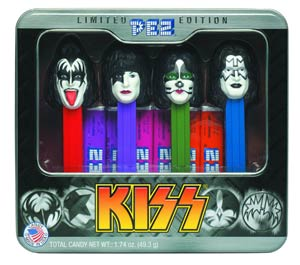 PEZ KISS Gift Set