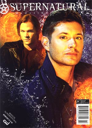 Supernatural Magazine #35 Oct 2012 Previews Exclusive Edition