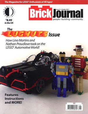 Brickjournal #21