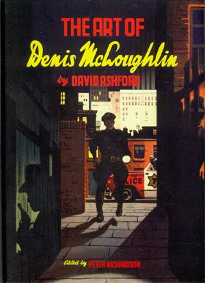 Art Of Denis McLoughlin Limited Edition HC