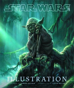 Star Wars Art Illustration HC Regular Edition