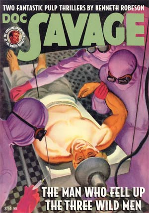 Doc Savage Double Novel Vol 61