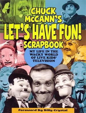 Chuck McCanns Lets Have Fun Scrapbook TP