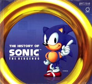 History Of Sonic The Hedgehog HC