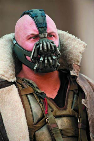 Dark Knight Rises Bane 3/4 Adult Mask