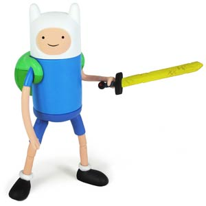 Adventure Time 5-Inch Action Figure - Finn