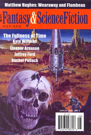 Fantasy & Science Fiction Digest Vol 123 #1 / #2 Jul / Aug 2012