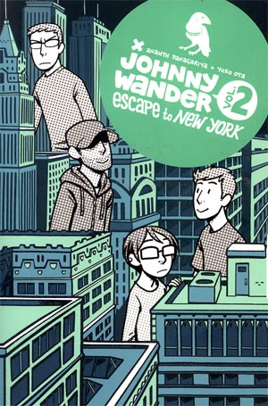 Johnny Wander Vol 2 Escape To New York GN