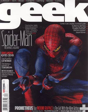 Geek Vol 1 #1 Jun 2012