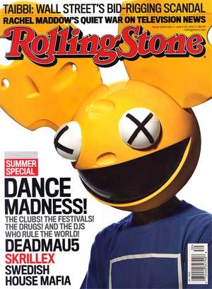 Rolling Stone #1160 / #1161 Jul 5 / Jul 19 2012