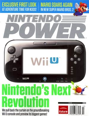 Nintendo Power #280 Jul 2012