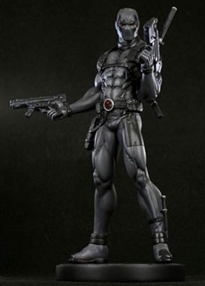 X-Force Deadpool Statue By Bowen Website Exclusive