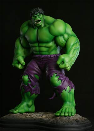 Hulk Variant Statue By Bowen Website Exclusive
