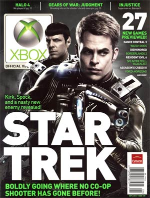 Official XBox Magazine #139 Sep 2012
