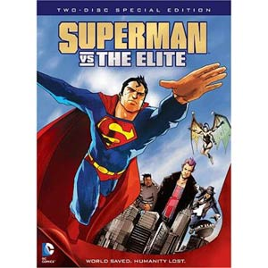Superman vs The Elite 2-Disc Special Edition DVD