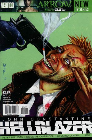 Hellblazer #296