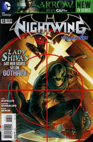 Nightwing Vol 3 #13