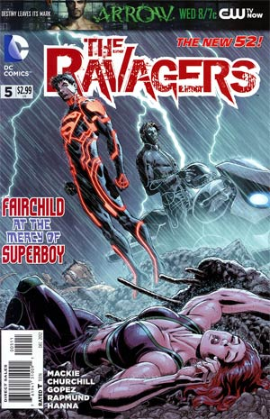 Ravagers #5