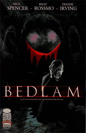Bedlam #1 1st Ptg