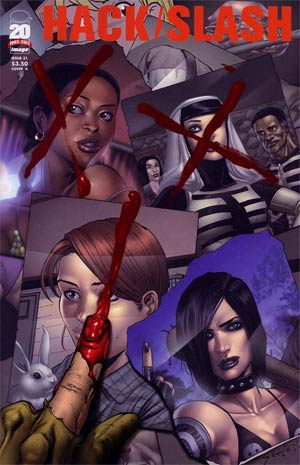 Hack Slash Vol 2 #21 Cvr A Tim Seeley & Dominic Marco