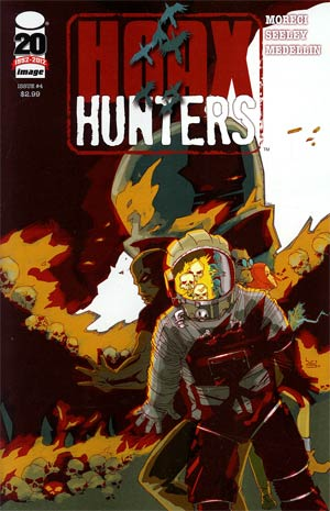 Hoax Hunters #4