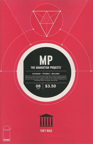 Manhattan Projects #8