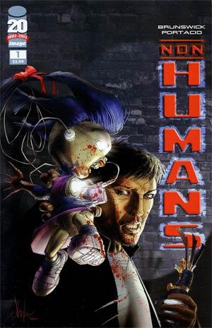 Non-Humans #1