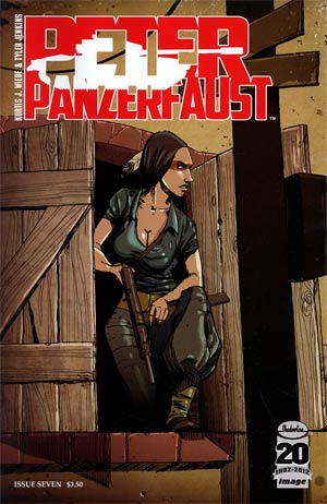 Peter Panzerfaust #7 1st Ptg
