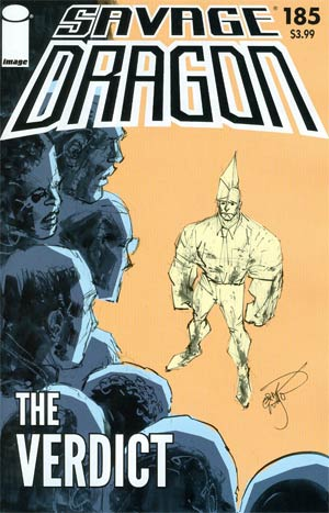 Savage Dragon Vol 2 #185