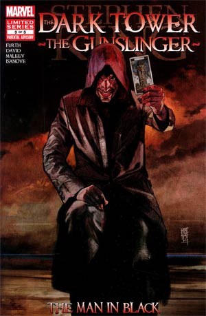 Dark Tower Gunslinger Man In Black #5