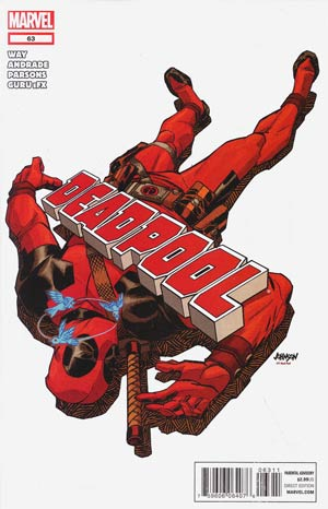 Deadpool Vol 3 #63