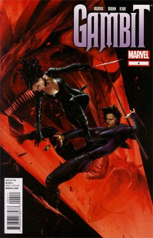 Gambit Vol 5 #4