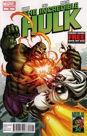Incredible Hulk Vol 4 #15 Regular Ed McGuinness Cover