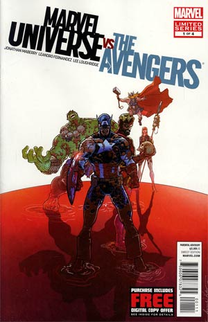 Marvel Universe vs The Avengers #1