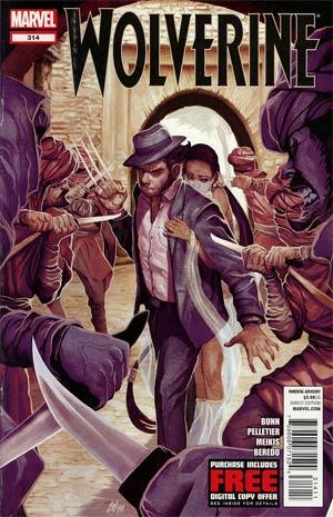 Wolverine Vol 4 #314