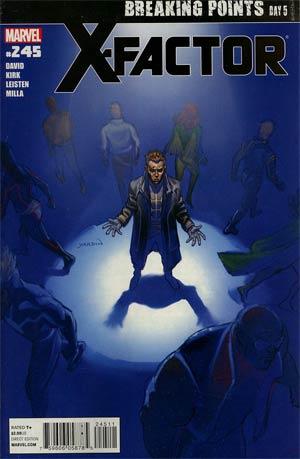 X-Factor Vol 3 #245